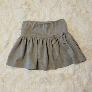 Oshkosh Gray Skirt Girls Size 6
